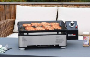 Royal Gourmet PD1202S 18-Inch Tabletop Gas Griddle