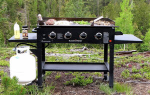 Blackstone 1554 36-Inch Griddle Cooking Station