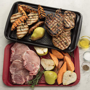 Prep and serve trays