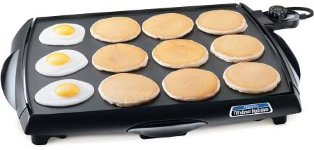 Electric Griddle Pancakes