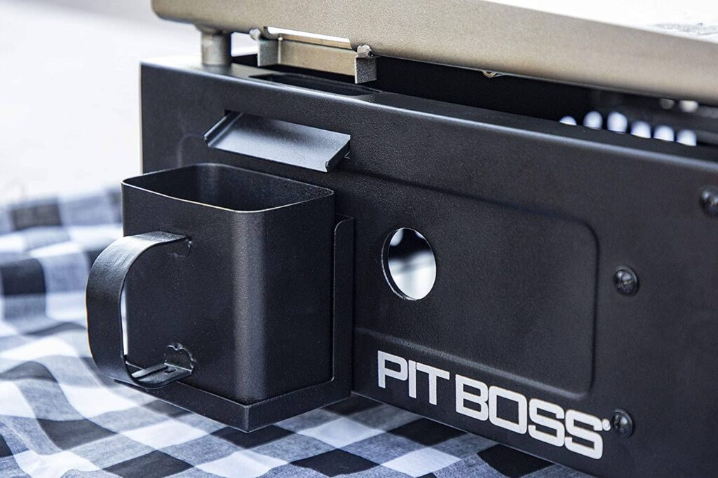 PIT BOSS PB336GS GRIDDLE Grease trap