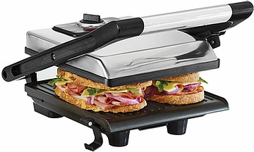 BELLA Electric Panini Press & Sandwich Grill