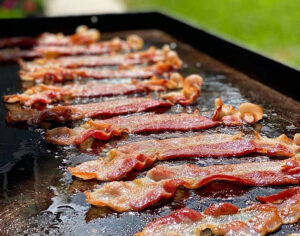 Griddle Bacon