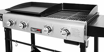 Royal Gourmet GD401 Folding Gas Grill And Griddle