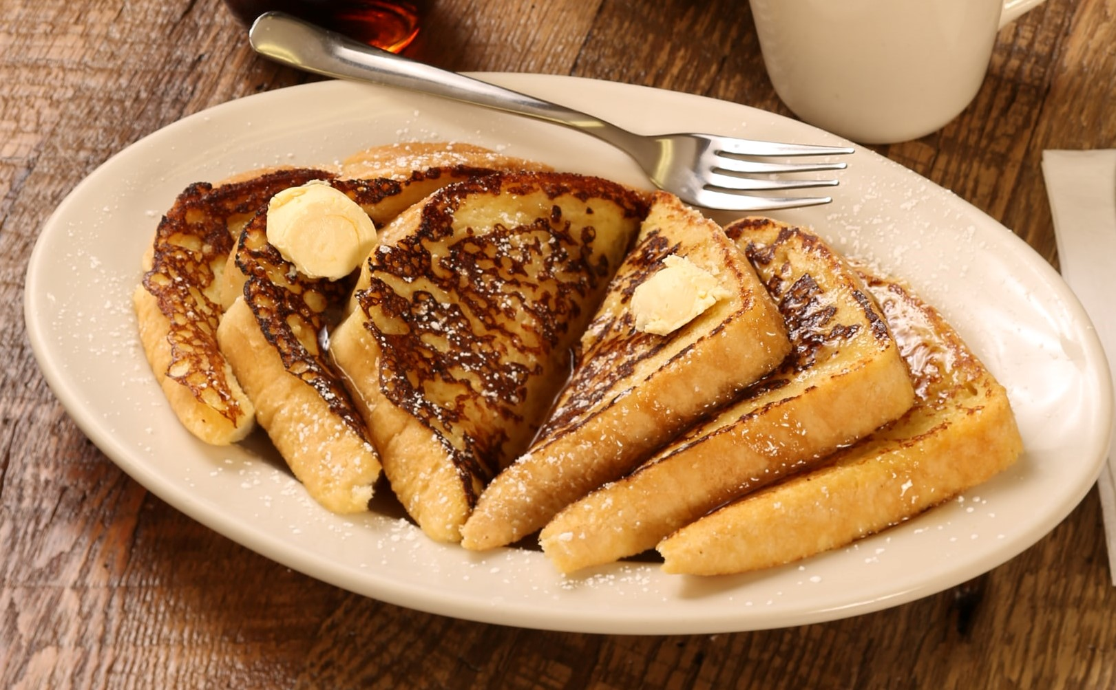 Blackstone griddle French toast